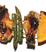 Chicken Wings  a la Orange