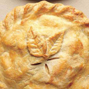 Cider-Spiced Apple Pie