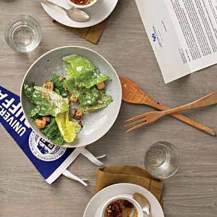 college salad