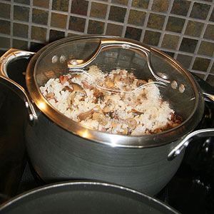 Cooking Stuffing