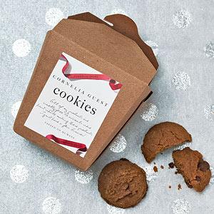Cornelia Guest chocolate chip cookies