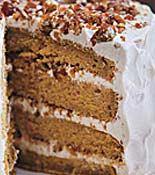 Cream Layered Cake