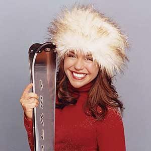 December 2006 Rachel with Hat