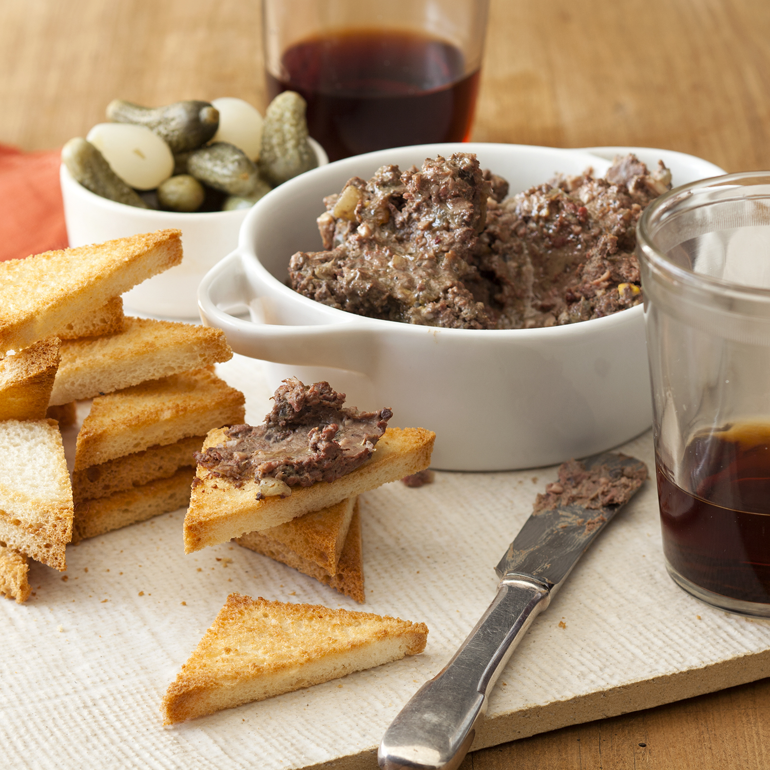 easy pate