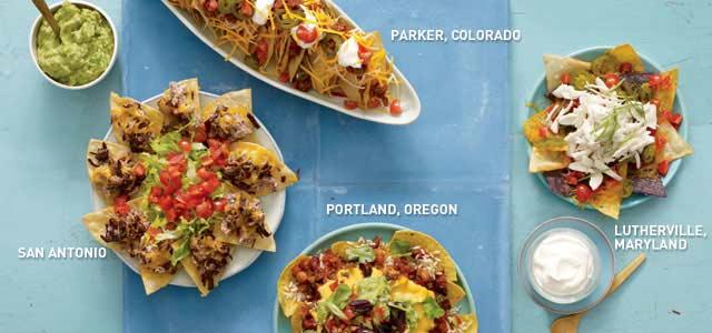 eat and run nachos