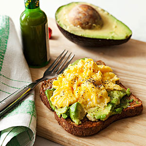 Egg & Avocado Toast