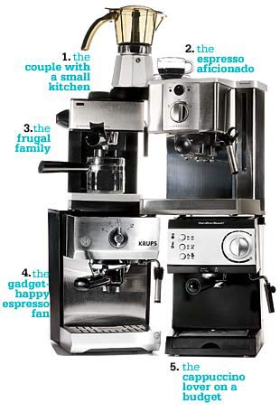 espresso makers
