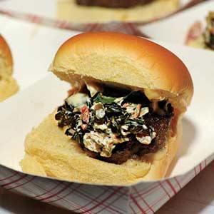 Fatty Crab Kimchi Slaw Sandwich