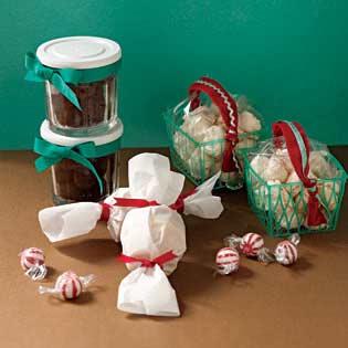 Festive Decorative Cookie Treats