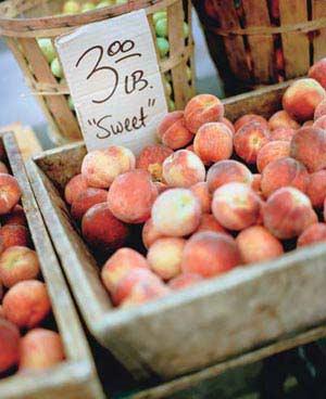 field trip peaches