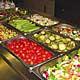 Food Buffet table