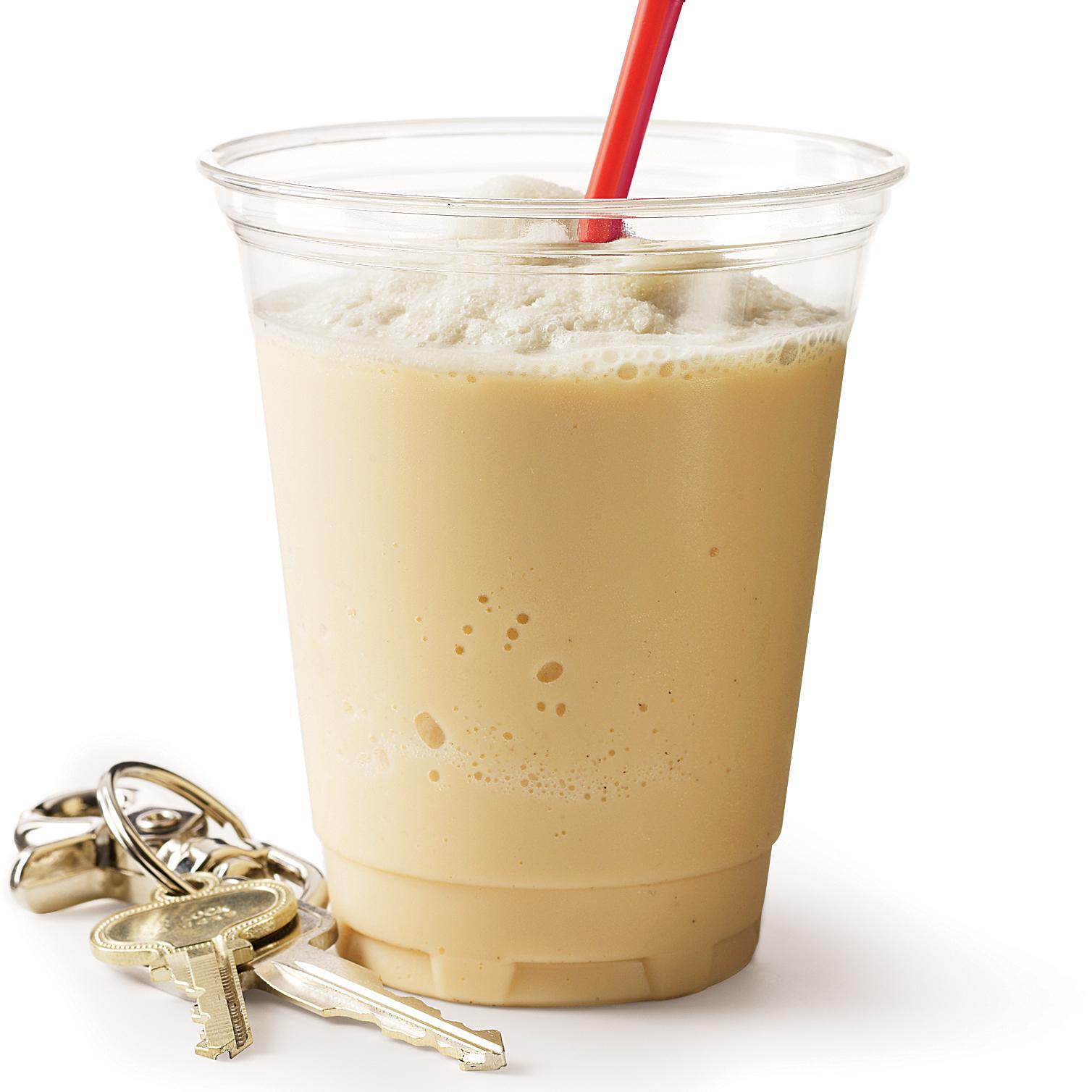 frozen chai tea smoothies