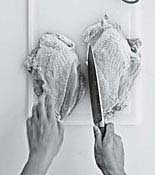 grilling turkey 4