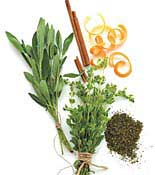 herbs for smoked turkey