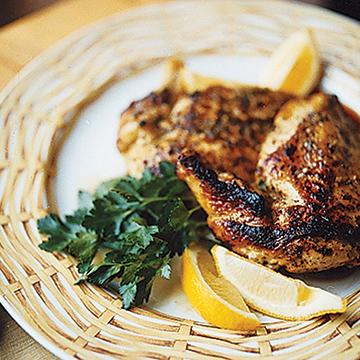 Honey-and-Lemon-Marinated Chicken