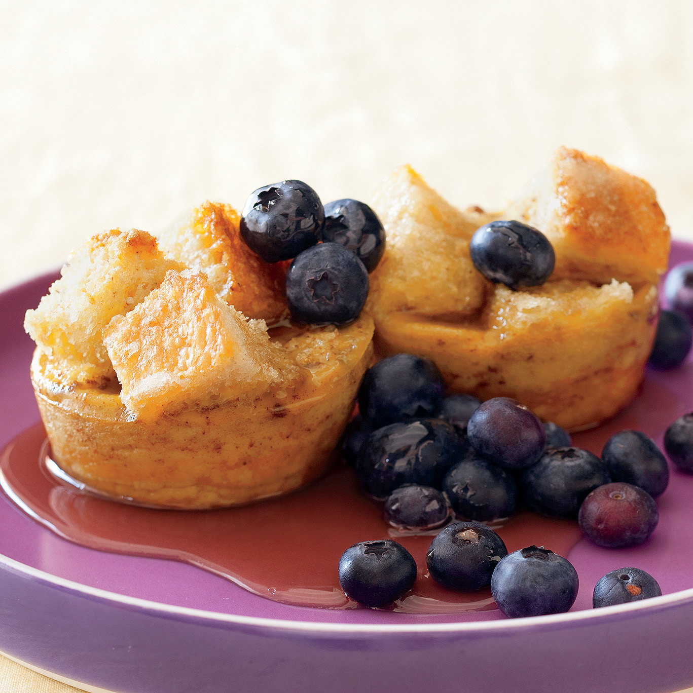 Individual French Toast Stratas