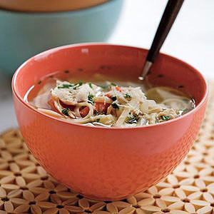 Italian Chicken Soup