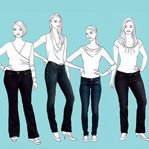 Jeans for your body