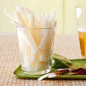 Jicama Snacks