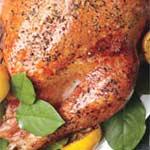 Kiss Of Lemon Roast Turkey