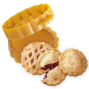 Lattice Pocket Pie