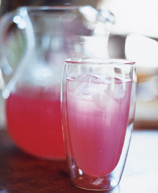 lavender tea lemonade