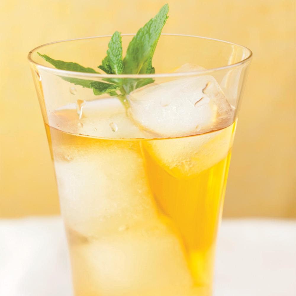 Lemon Green Iced Tea