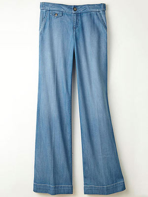 Level 99 Wide-Leg Laurie Trousers