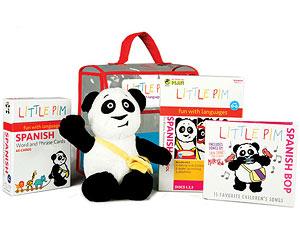 Little pim language learning series for children