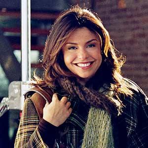 March 2007 Rachel Wearing Scarf