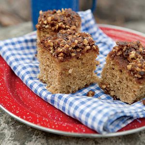Middle Fork Coffee Cake
