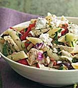 Mixed Veggie Pasta Salad