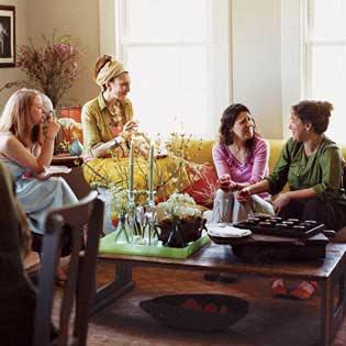 Model-Tea-Party