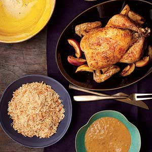 Morocco Chicken