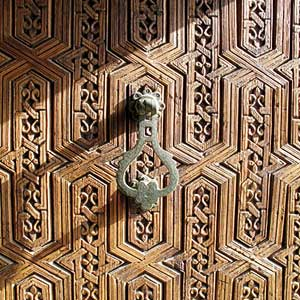 Morocco Door Handle