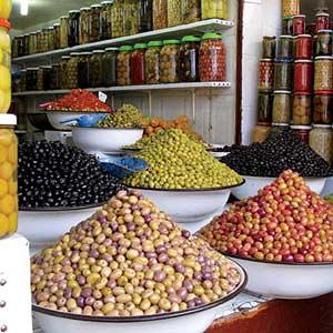 Morocco Grain