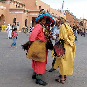 Morocco Locals