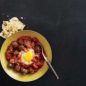 Morocco Meat Balls