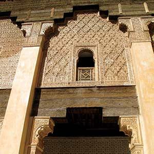 Morocco Window