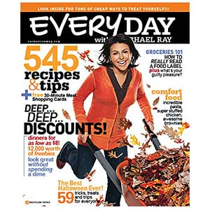 October 2009 Mag Cover