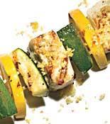 Parmesan Crusted Swordfish