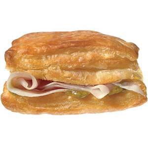 pesto prosciutto sandwiches
