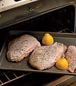 pre-cooked turkey breast