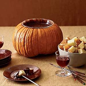 pumpkin melting pot