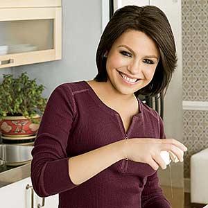 Rachel Cracking Egg