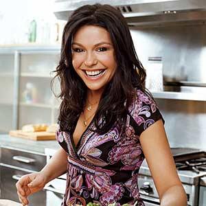 Rachel Smiling in Kitchen