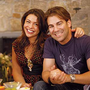 Rachel with John