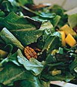 Salad with Walnuts and Fruit