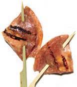 Salami Fig Fans
