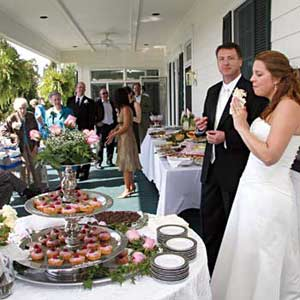 Second Wedding_buffet